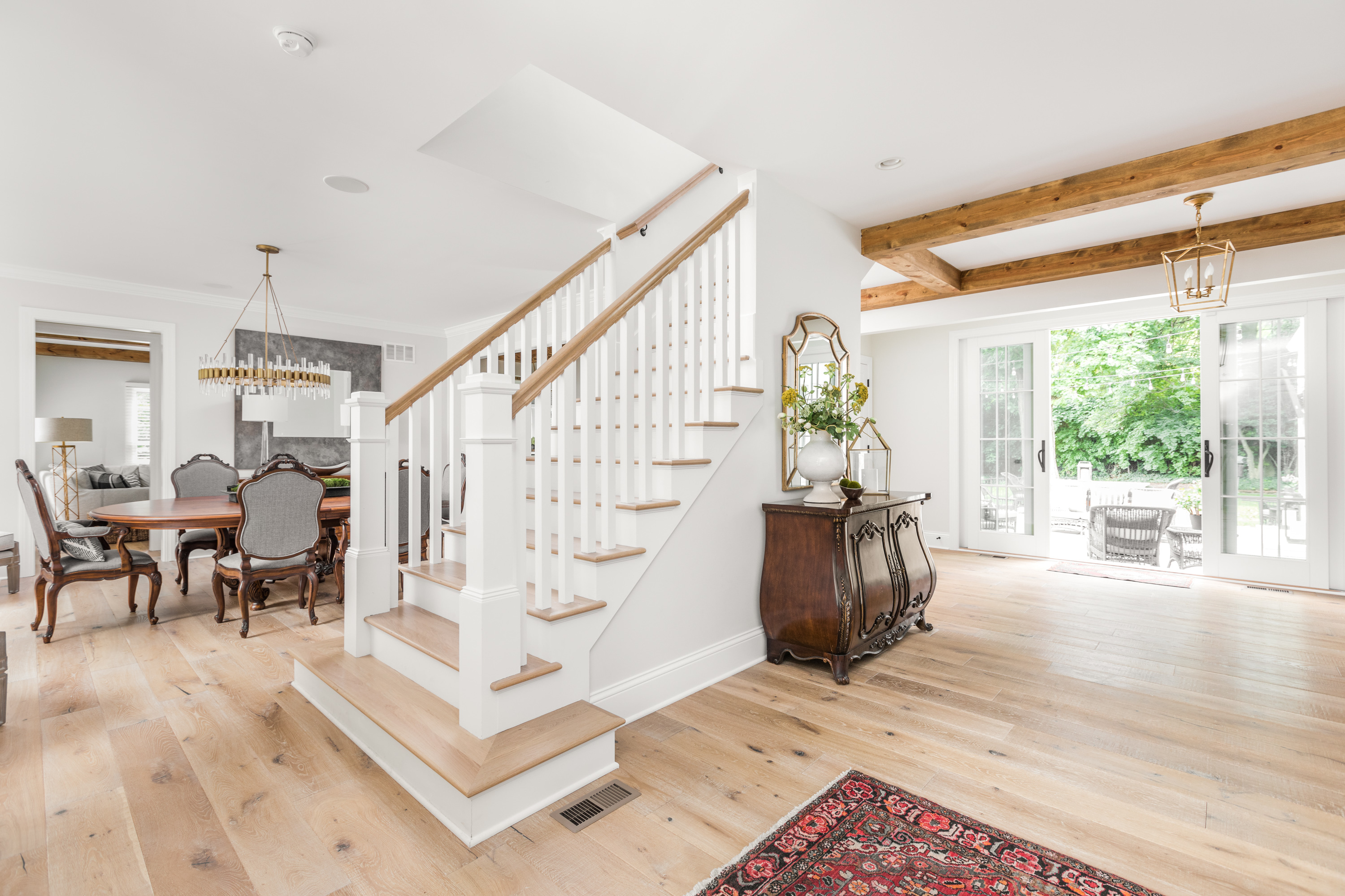 Colonial Whole Home Renovation